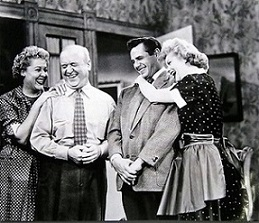 Lucy and Ethel Seminar Picture